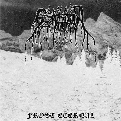 SZRON Frost Eternal. Black Vinyl