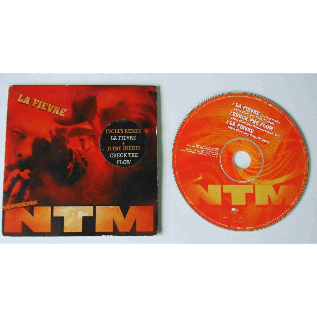 NTM La fièvre