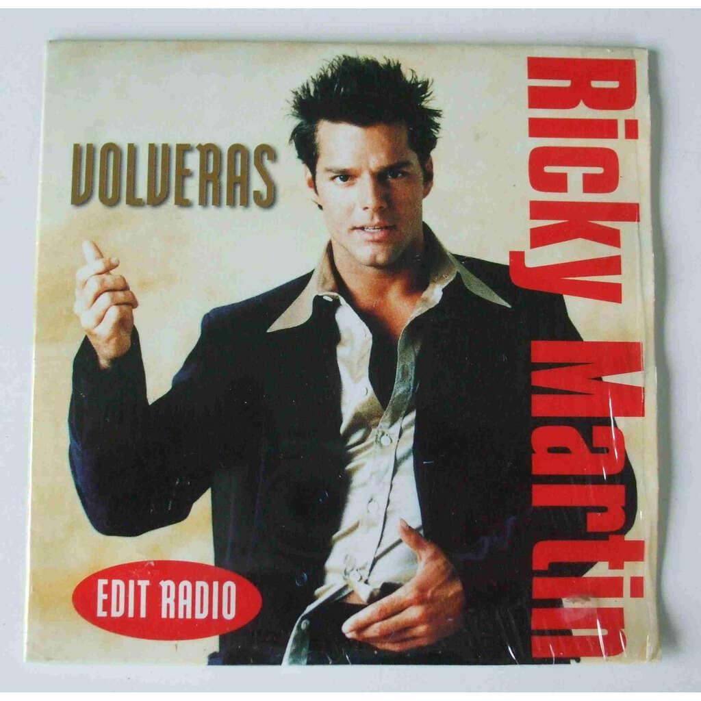 Ricky Martin Volveras