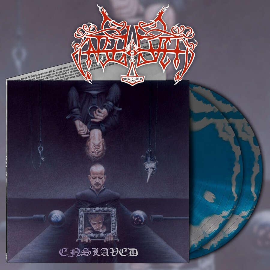 ENSLAVED Monumension. Swirl Vinyl