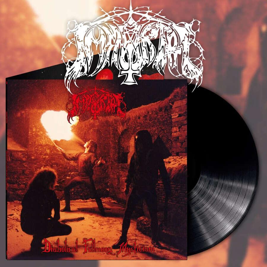IMMORTAL Diabolical Fullmoon Mysticism. Black Vinyl