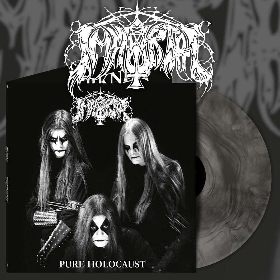IMMORTAL Pure Holocaust. Marble Vinyl