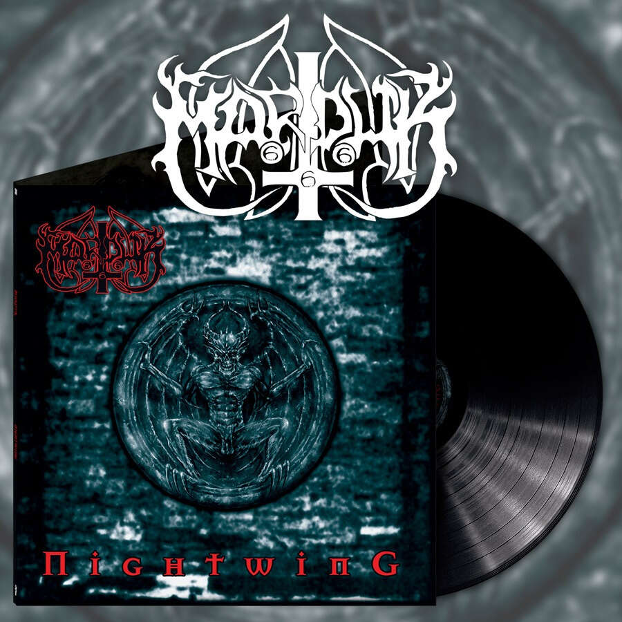 MARDUK Nightwing. Black Vinyl