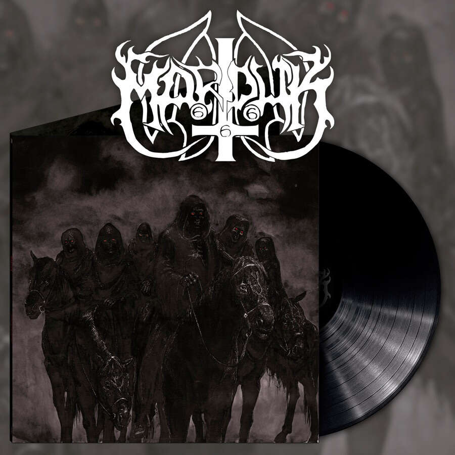 MARDUK Those of the Unlight. Black Vinyl
