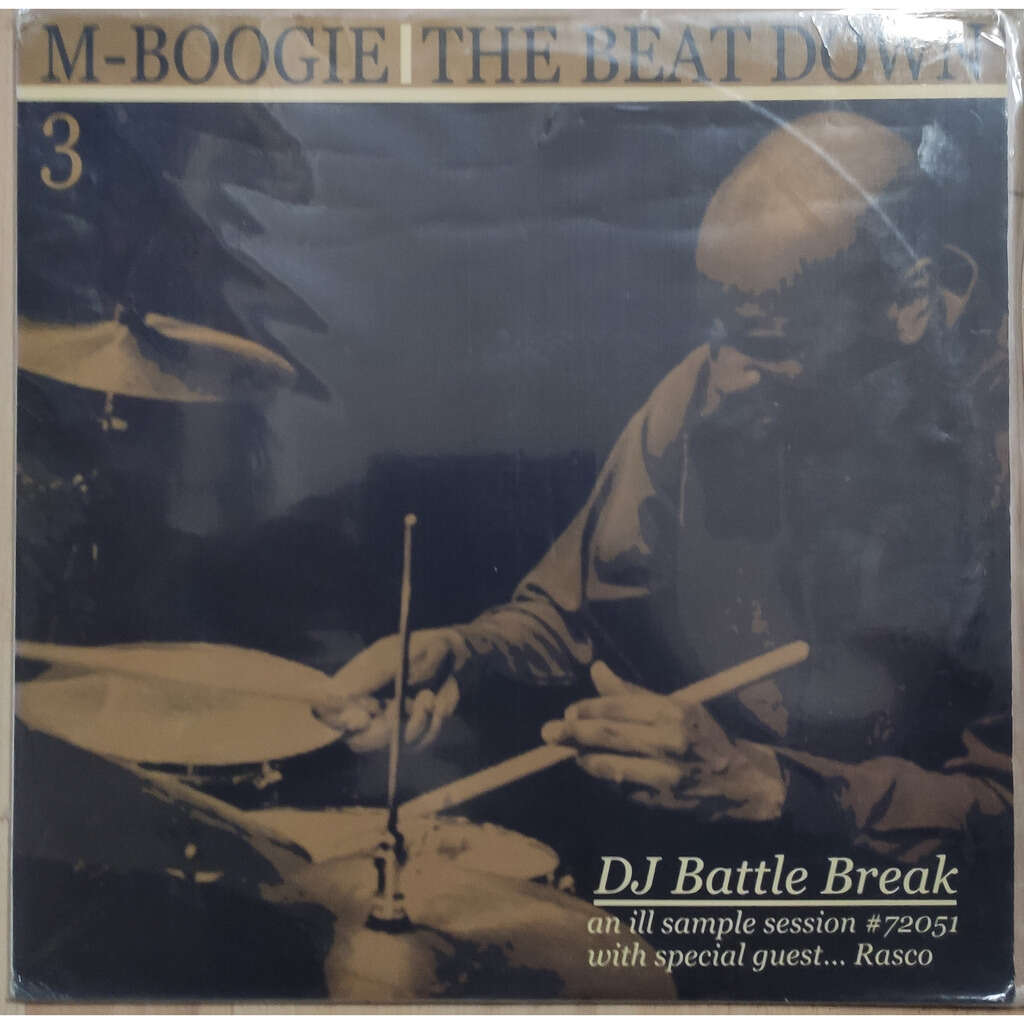 M-BOOGIE the beat down The Beat Down