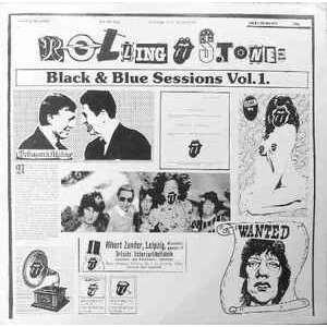 the rolling stones Black & Blue Sessions Vol.1