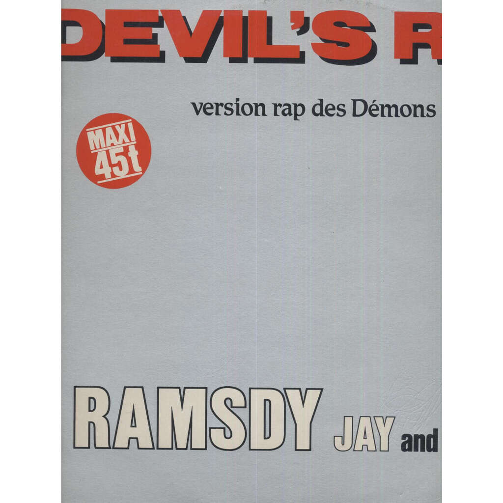Ramsdy Jay And Gang DEVIL'S RAP