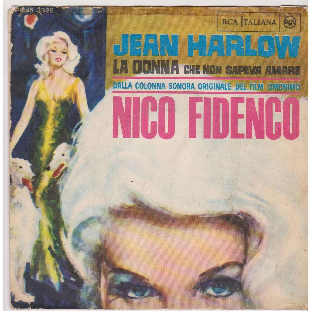 nico fidenco JEAN HARLOW LA DONNA CHE NON SAPEVA AMARE LUNA MALINCORNA (BLUE MOON)