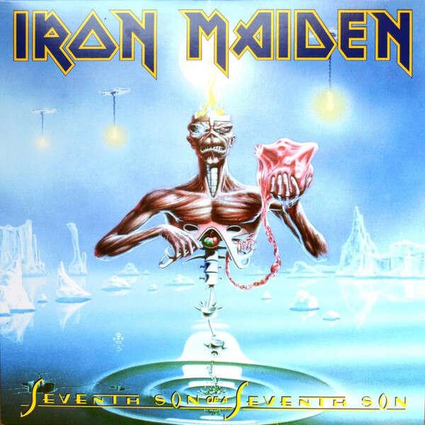 Iron Maiden Seventh Son Of A Seventh Son