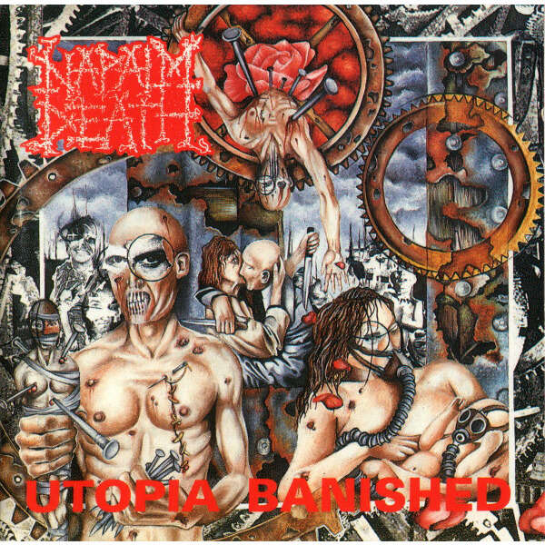 Napalm Death Utopia Banished