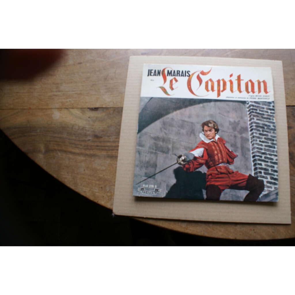 Jean Marais Le Capitan