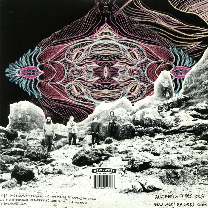 All Them Witches Dying Surfer Meets His Maker (lp)