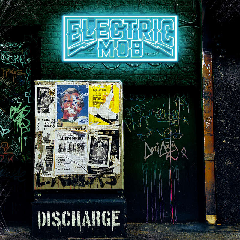 Electric Mob Discharge (cd)