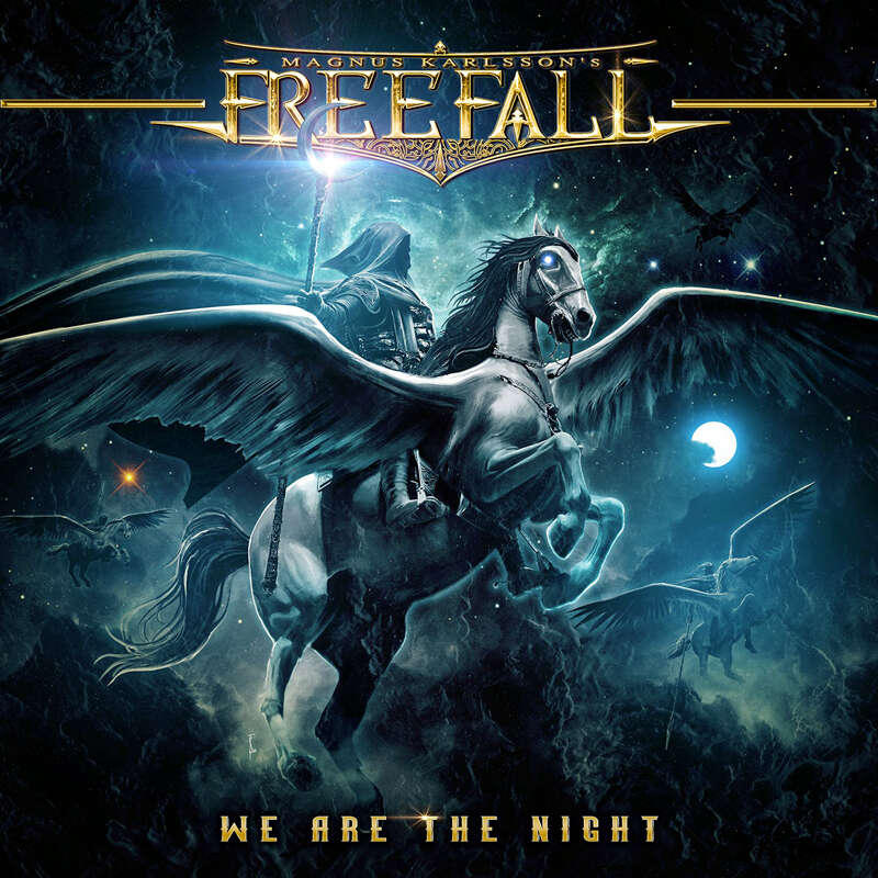 Magnus Karlsson's Free Fall We Are The Night (cd)