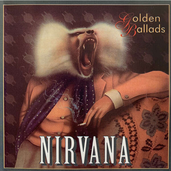 Nirvana Golden Ballads (Russia-only 1998 Ltd 21-trk CD on Omen Records lbl unique ps)