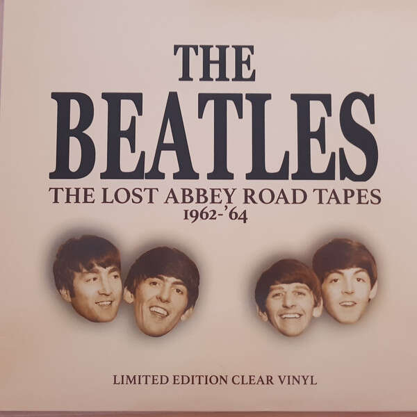 the beatles The Lost Abbey Road Tapes 1962-`64