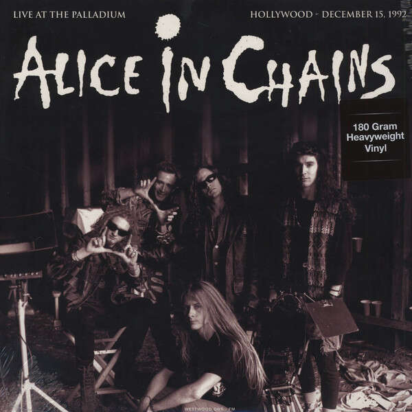 Alice In Chains Live At The Palladium Hollywood 1992