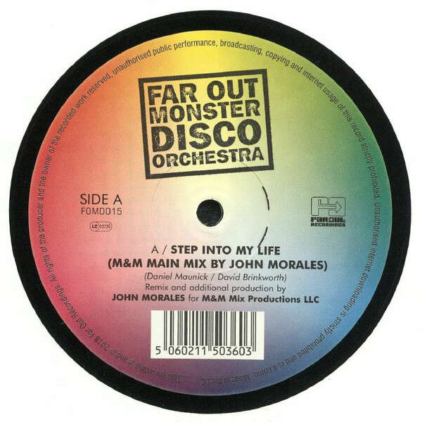 Far Out Monster Disco Orchestra The Black Sun