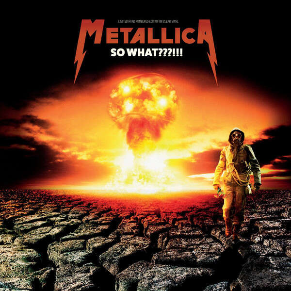 Metallica So What???!!!