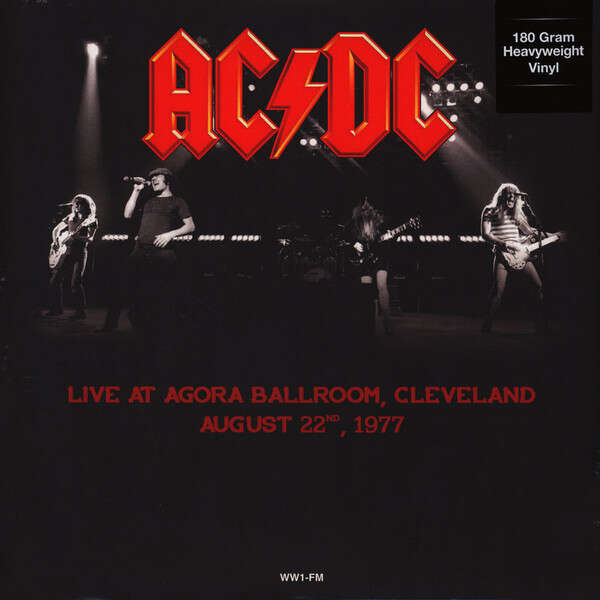AC/DC live at agora ballroom, cleveland, august 22, 1977