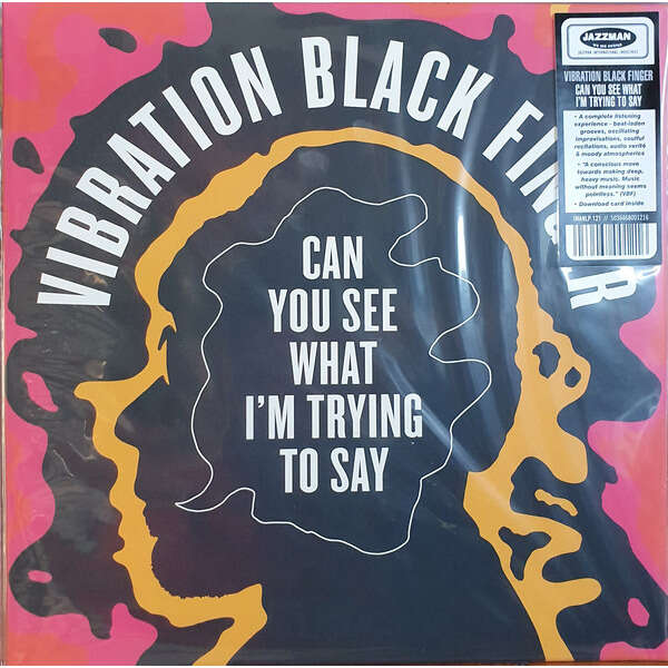 Vibration Black Finger Can You See What I'm Trying To Say