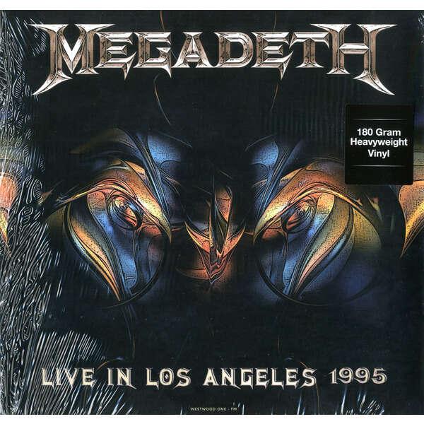 Megadeth Live In Los Angeles 1995