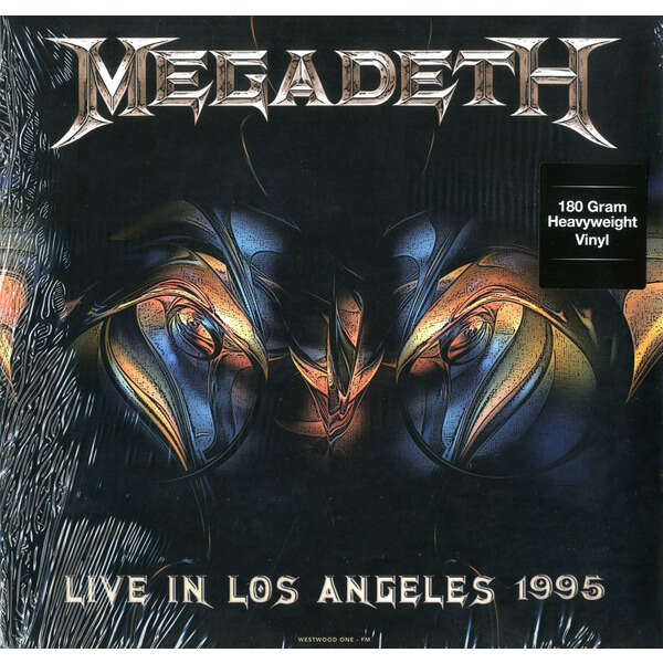 Megadeth Live At San Paolo Do Brasil September 2nd 1995