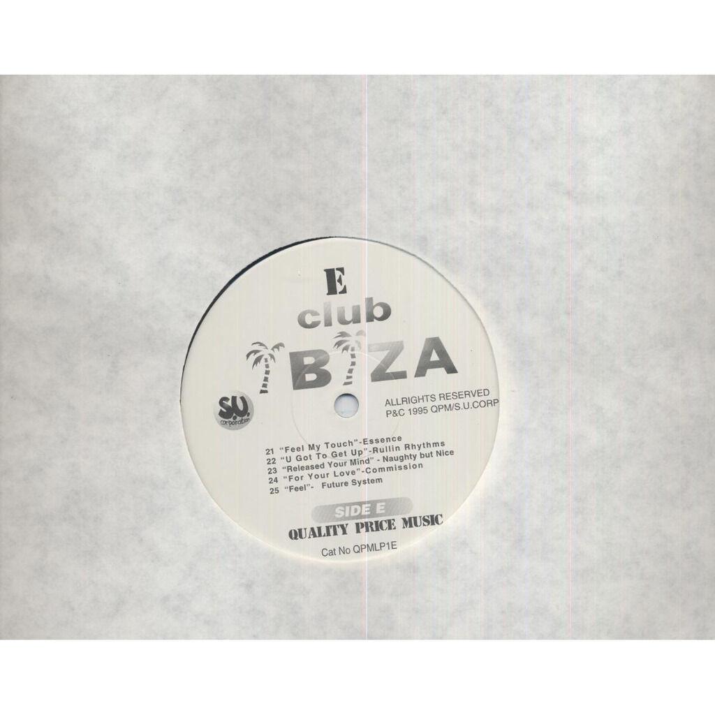 Shakavara and Various Artists Bass Power ( Compilation 30 Tracks ) - Club Ibiza