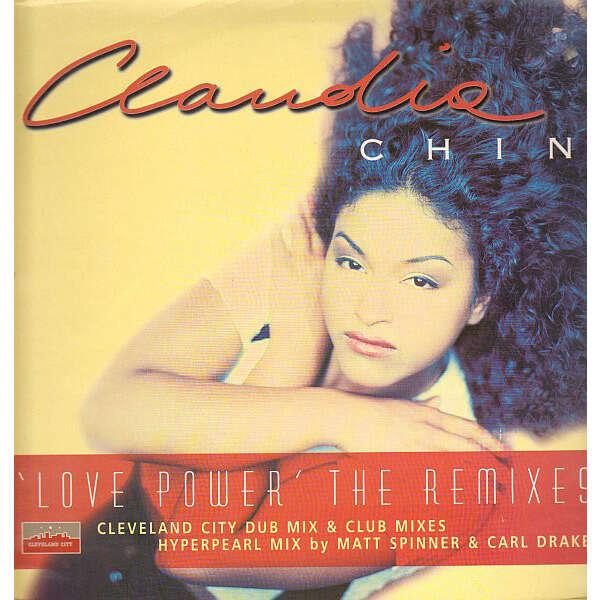 Claudia CHIN Love Power - (The Remixes )