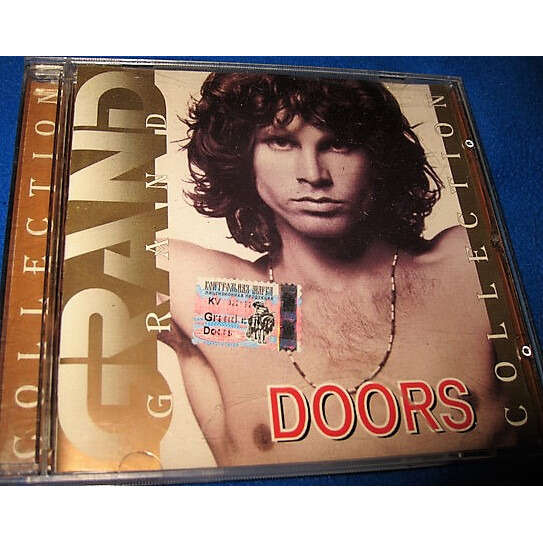 The Doors Grand Collection (Russia only 2001 Ltd 18-trk CD on Квадро-Диск lbl unique ps)