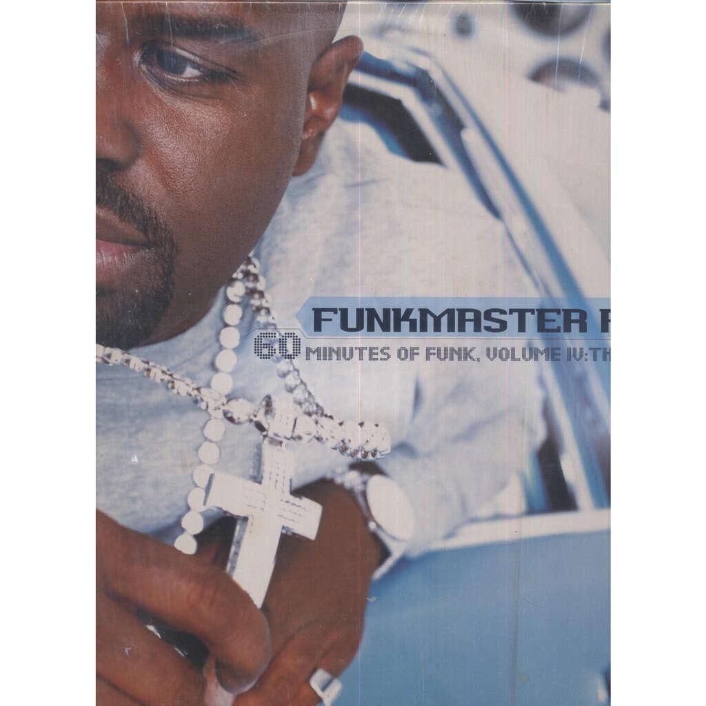 Funkmaster Flex 60 Minutes Of Funk, Volume IV: The Mixtape [ 2 × Vinyl, LP, Compilation, Mixed ]