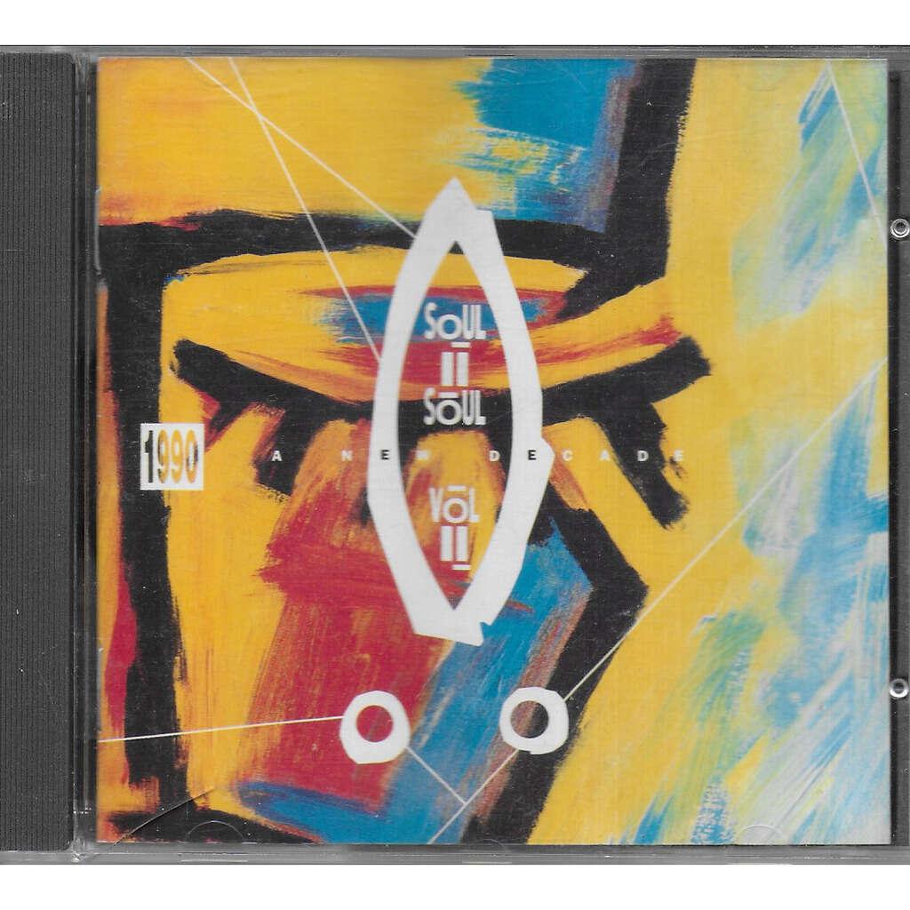 SOUL II SOUL Vol 2 1990 A New Decade