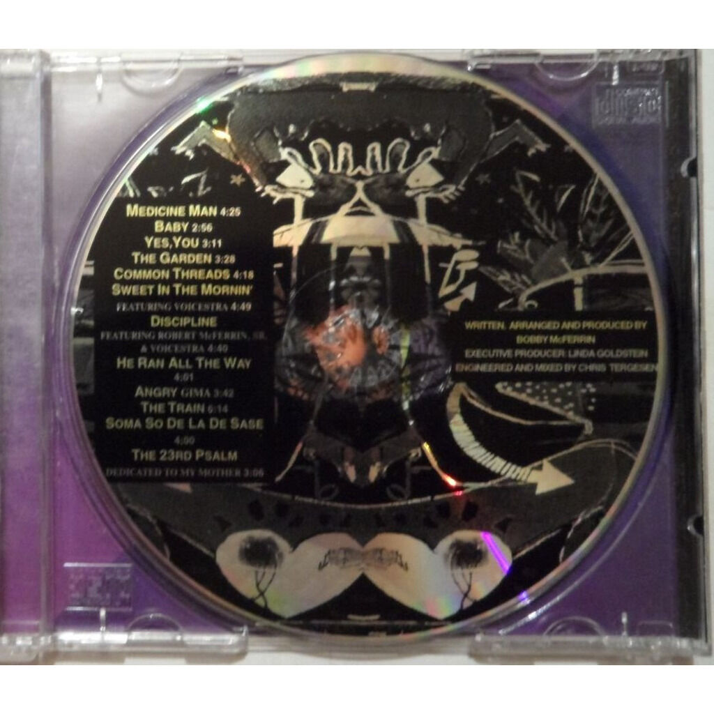 Bobby McFerrin Medicine Music (limited edition)