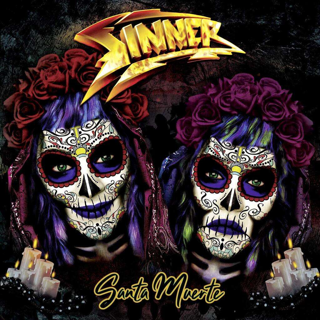 Sinner Santa Muerte (cd)