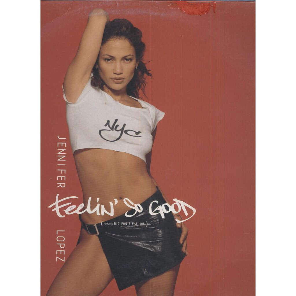 Jennifer Lopez feelin' so good