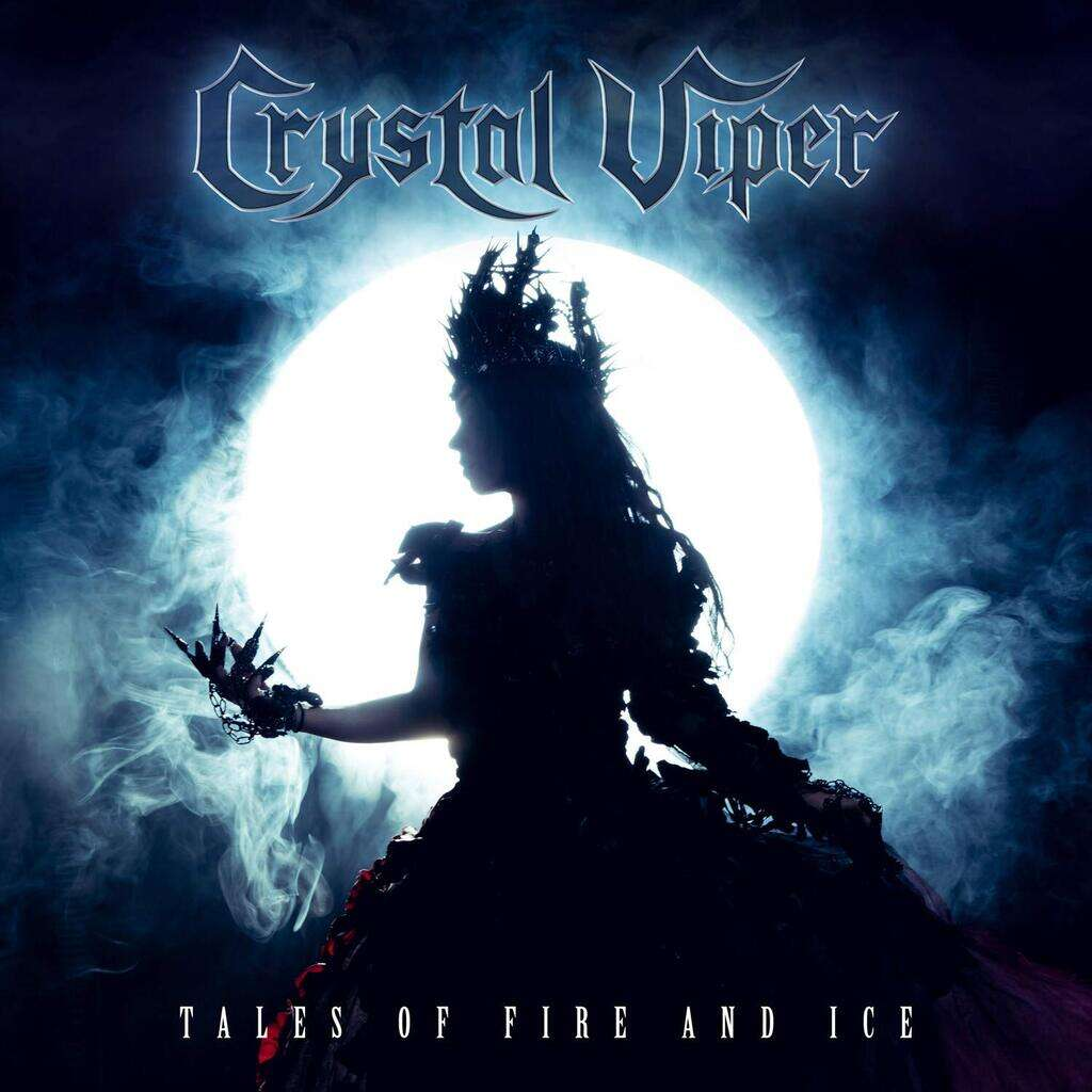 Crystal Viper Tales Of Fire And Ice (cd)