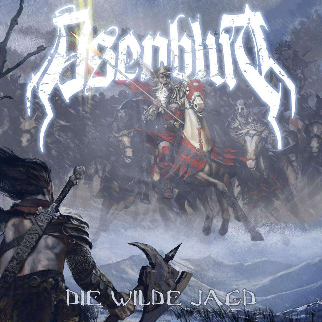 Asenblut Die Wilde Jagd (cd)