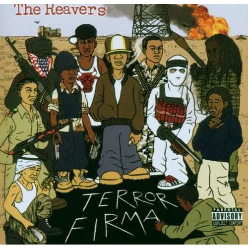 The Reavers Terror Firma ( Pre-owned Billy Woods/ AMIR/ VORDUL/ GOLDENCHILD/ SPIEGA/ KEITH MASTERS)