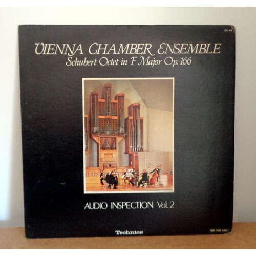 VIENNA CHAMPBER ENSEMBLE SCHUBERT Octet in f major op.166