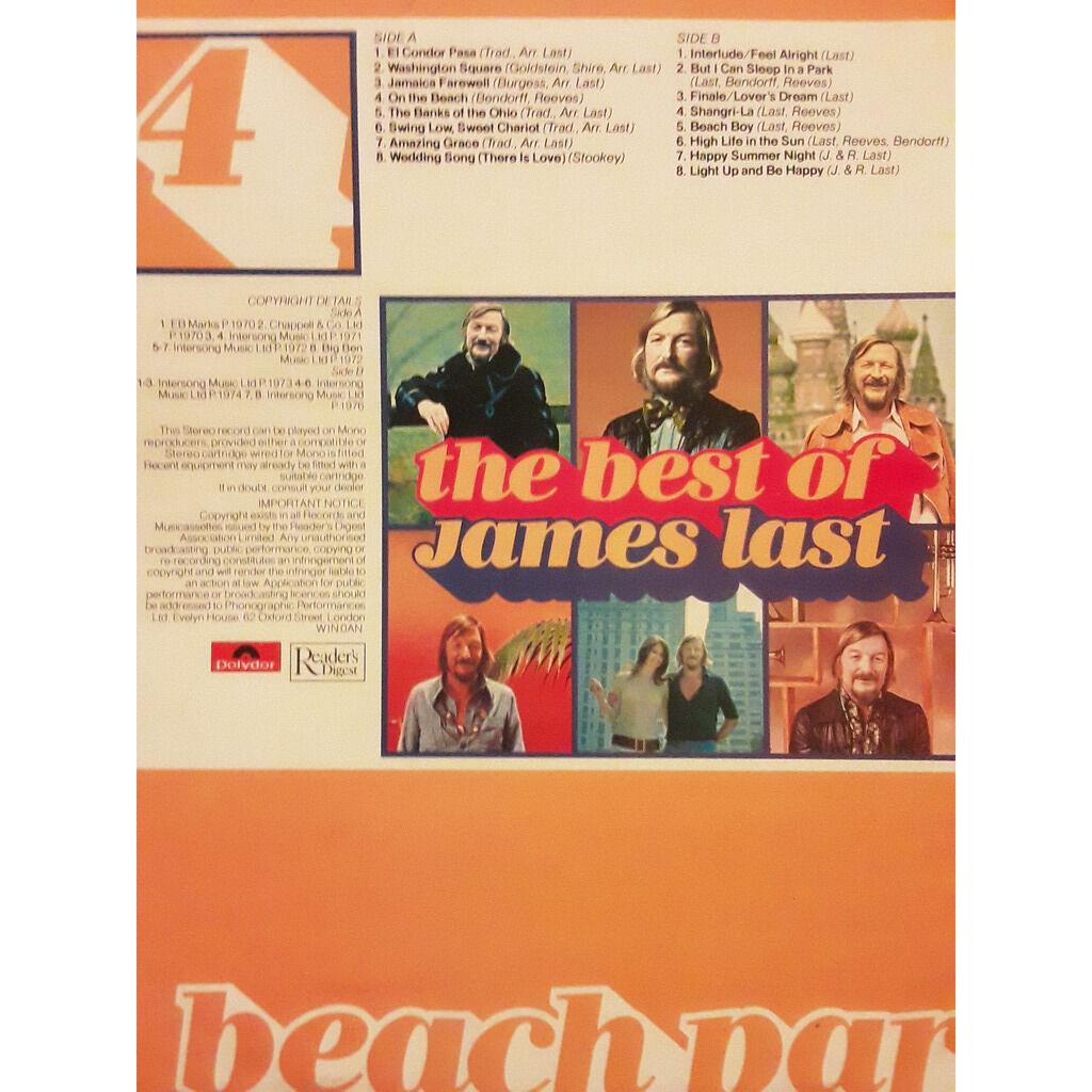 James Last (N4) Beach Party