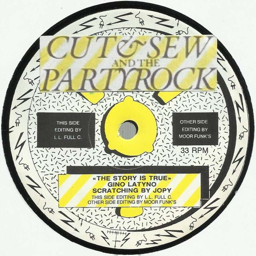 CUT & SEW & THE PARTYROCK the story is true - 2mix
