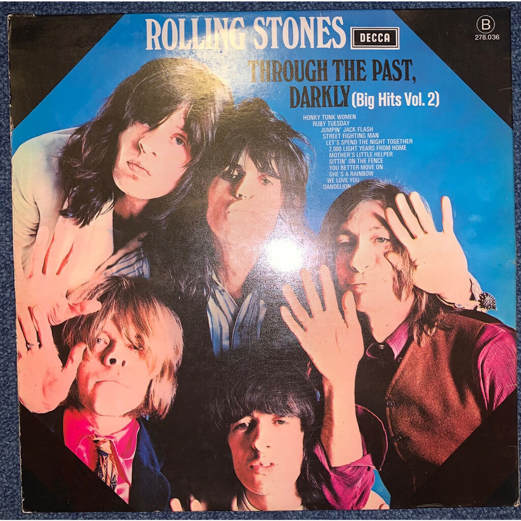 the rolling stones L'AGE D OR DES ROLLING STONES VOL 13