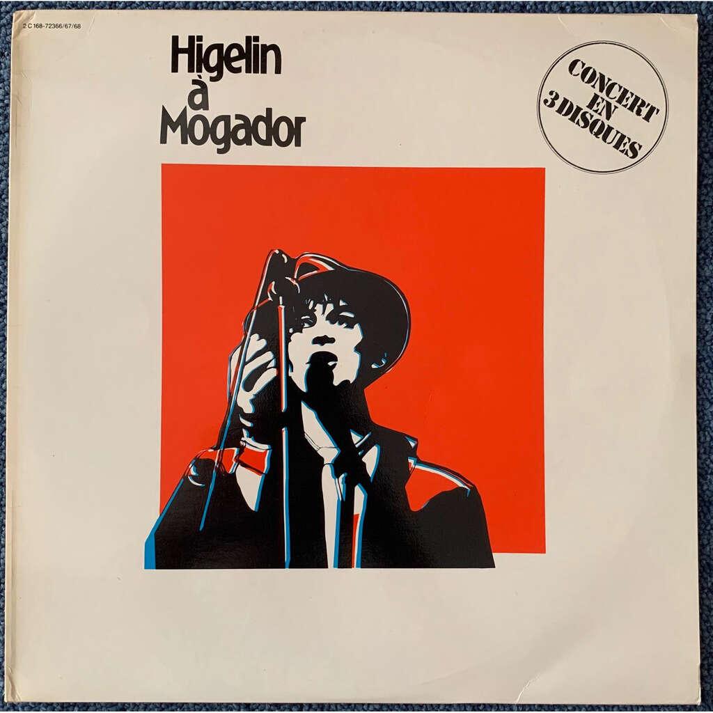 JACQUES HIGELIN A MOGADOR