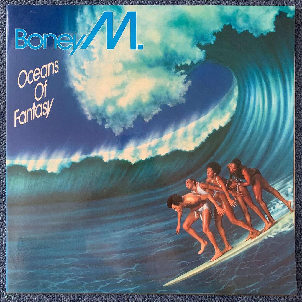 BONEY M OCEANS OF FANTESY