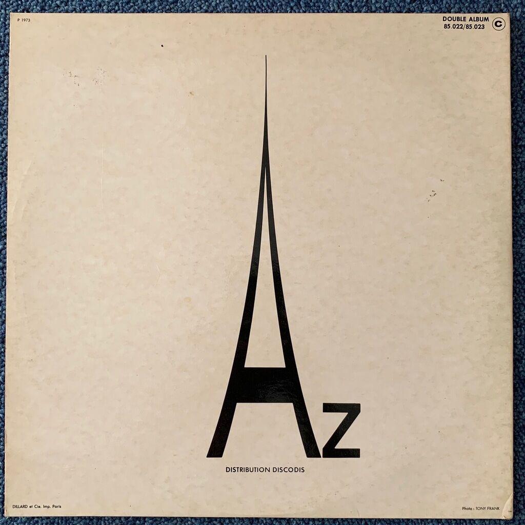michel polnareff DOUBLE ALBUM