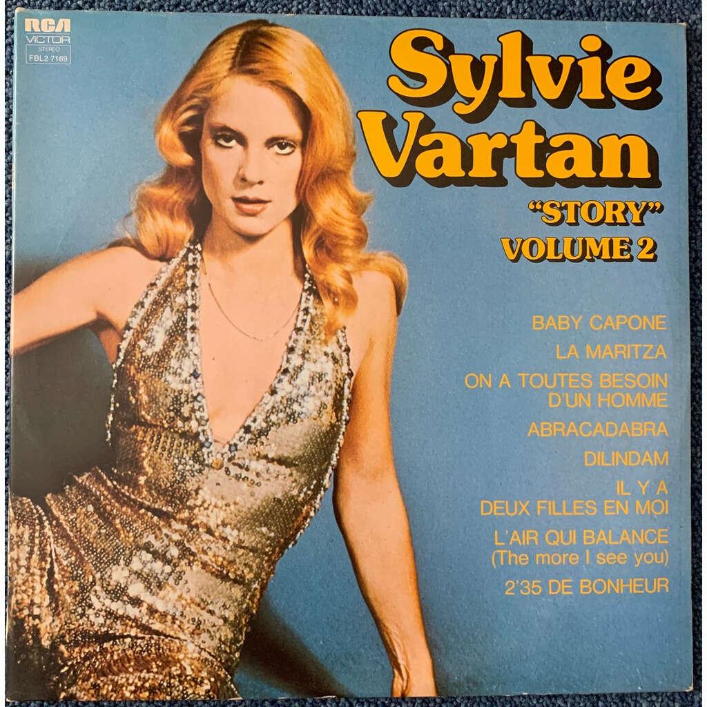 SYLVIE VARTAN STORY VOLUME 2