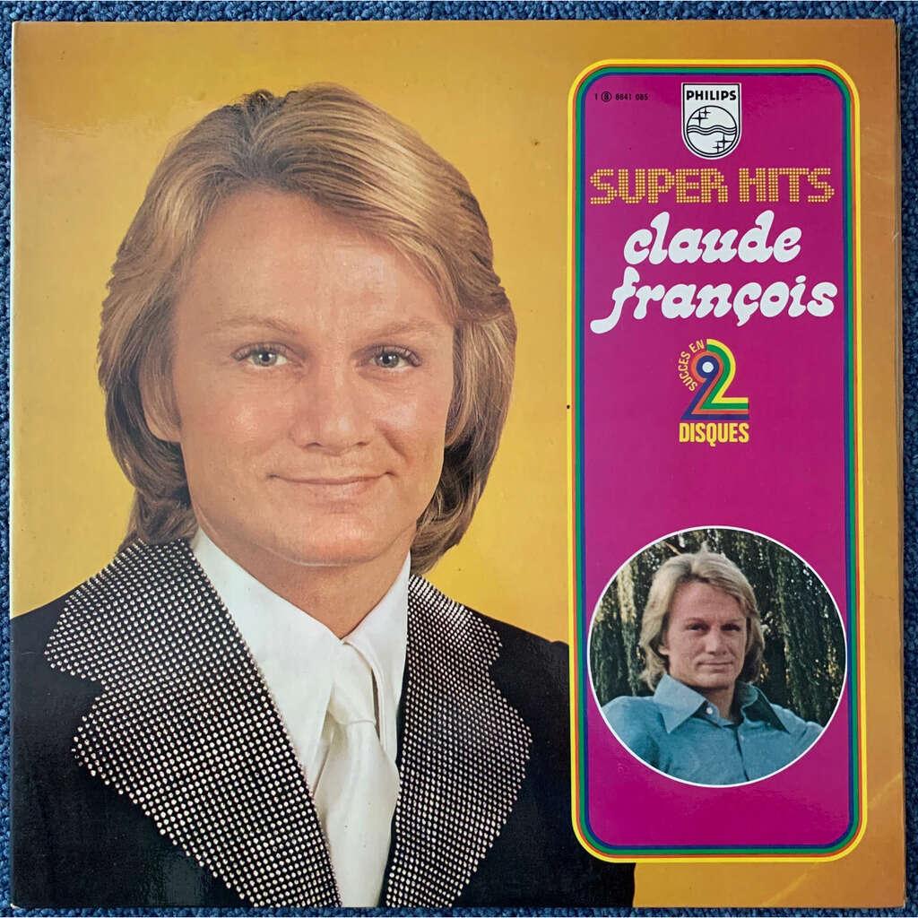 CLAUDE FRANCOIS SUPER HITS