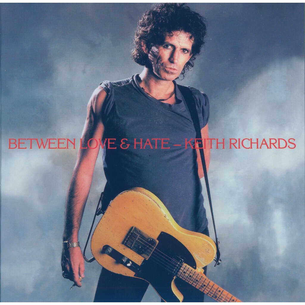 KEITH RICHARDS Talk Is Cheap Sessions