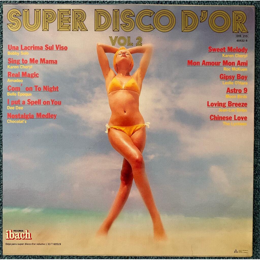 various super disco d'or vol 2
