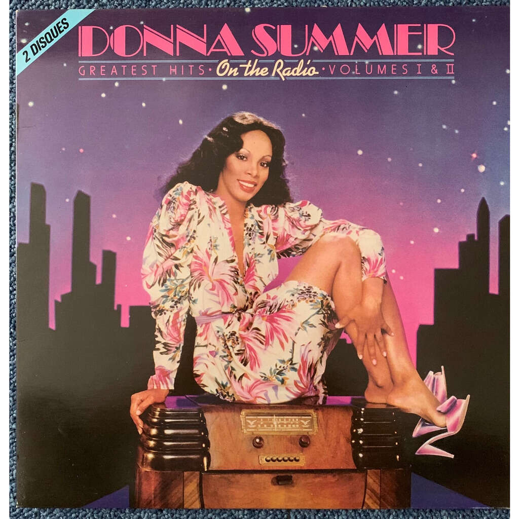 donna summer greatest hits .on the radio. volumes 1 & 2
